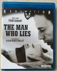 The Man who Lies - Bluray - Redemption rarer KLASSIKER