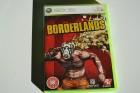 Borderlands  X-Box 360 wie neu UK Import uncut 100%