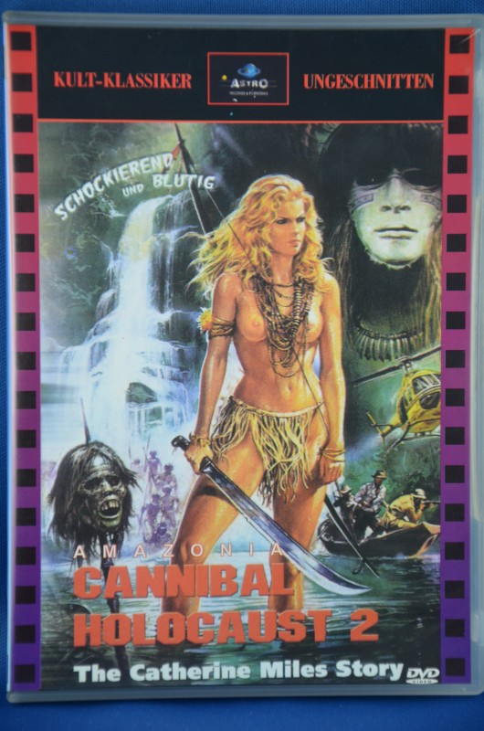 Cannibal Holocaust 2 - The Catherine Miles Story kaufen ...
