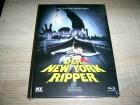 Der New York Ripper Blu-ray Mediabook Cover B NEU