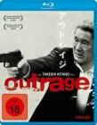 OUTRAGE (2010) Takeshi Kitano UNCUT BLU-RAY deutsch
