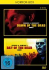 Day of the Dead + Dawn of the Dead  -  2 in 1 Edition   (X)