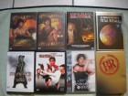 DVD Sammlung Filmpaket  aus Japan, Hongkong, USA und UK