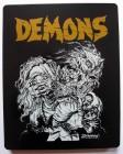 DEMONS + DEMONS 2 - 2 BLU-RAYS IM STEELBOOK - UNCUT - ENGLI.