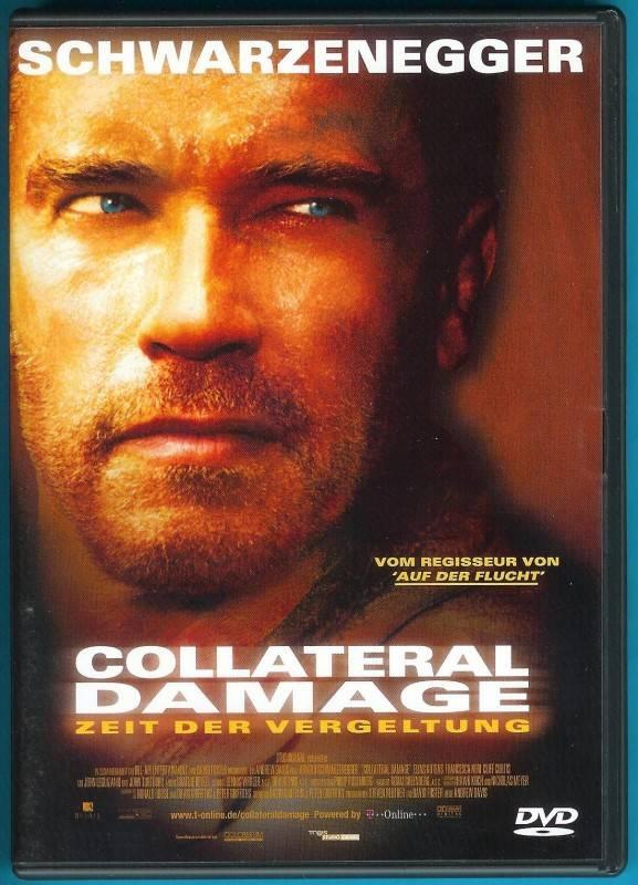 Collateral Damage – Zeit Der Vergeltung