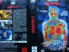 Predator 2 ... Danny Glover, Gary Busey ...  VHS !!!