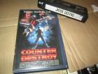 VHS - Counter Destroy - Falltüre durch die Zeit