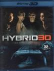 HYBRID 3D Blu-ray - klasse Auto Horror