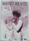 Whintey Houston - Live in Norfolk - Konzert von 1999