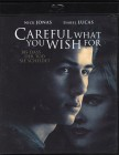 CAREFUL WHAT YOU WISH FOR Blu-ray - klasse Thriller