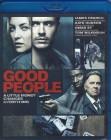 GOOD PEOPLE Blu-ray - James Franco Kate Hudson Thriller