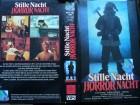 Stille Nacht Horror Nacht ... Horror - VHS !!!  ...   FSK 18
