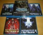 Nemesis - Die komplette Saga  Blu-ray