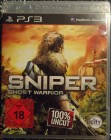 Sniper Ghost Warrior 100% Uncut Playstation 3 PS3