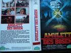 Amulett des Bösen ...   Horror - VHS !!!