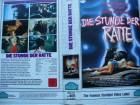 Die Stunde der Ratte ...    Horror - VHS !!! ...      FSK 18