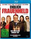 Endlich Frauenheld [Blu-ray]  - DVD   (X)