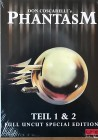 PHANTASM TEIL 1 & 2 - FULL UNCUT SPECIAL EDITION  - DIGIPACK