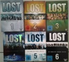 Lost  Staffel 1 - 6