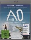 AO in 3D - Der letzte Neandertaler - Blu-Ray
