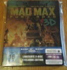 Mad Max: Fury Road - 3D - Limited Edition   Steelbook