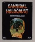 Kannibalen Inferno - BD Steelbook