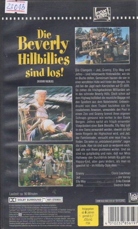 Die Beverly Hillbillies sind los! (23023)