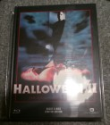 Halloween 2 Blu-Ray Mediabook in Folie Filmconfect
