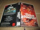 VHS - Terror Kommando - Chuck Connors - CBS/FOX