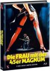 Die Frau mit der 45er Magnum Mediabook Neu/OVP