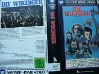 Die Wikinger ... Kirk Douglas, Tony Curtis ...   VHS !!!
