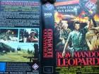Kommando Leopard ... Lewis Collins, Klaus Kinski ... VHS !!!