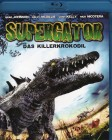 SUPERGATOR Das Killerkrokodil - Blu-ray Tier Horror Splatter