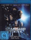 STARSHIP RISING Blu-ray - SciFi Action