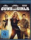 GUNS AND GIRLS Blu-ray - Gary Oldman Christian Slater