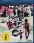 THE OTHER F WORD Blu-ray - super Musik Doku Punks Dads