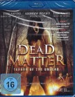 DEAD MATTER Terror of the Undead - Blu-ray RAGE II Zombies