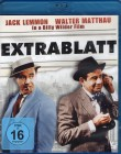 EXTRABLATT Blu-ray - Billy Wilder Klassiker Lemmon & Matthau