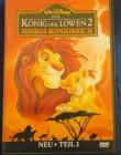 Der König der Löwen 2 - Simbas Königreich Holo Sticker