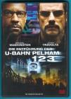 Die Entführung der U-Bahn Pelham 123 DVD John Travolta NEUW.