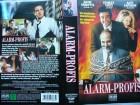 Alarm - Profis ... David Arquette, Kate Capshaw ...  VHS !!!