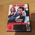 MAXIMUM RISK mit Jean Claude Van Damme DVD uncut