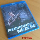 Running Man - Blu-Ray 3D Version Limited 99