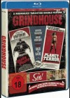 Grindhouse (Planet Terror + Death Proof) [Blu-ray] NEU+OVP