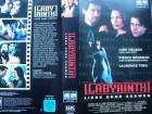 Labyrinth - Liebe ohne Ausweg ... Pierce Brosnan  ... VHS