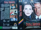 Total Defense ...  Marlee Matlin, Michael Dudikoff ... VHS