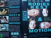 Bodies Rest & Motion ... Bridget Fonda, Tim Roth... VHS !!!
