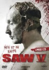 saw 5 unrated dvd