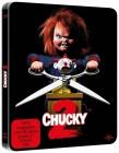 Chucky 2 - Die Mörderpuppe ist zurück - Steelbook - Bluray