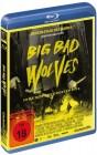 Big Bad Wolves  Blu Ray NEU uncut